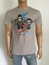 Tokidoki TKDK World Warcraft Men's T-Shirt Size S