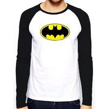 Long Sleeve Baseball T-Shirts for Men