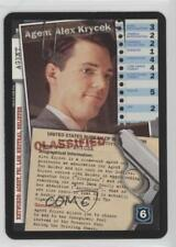 1996 The X-Files Collectible Card Game #NoN Agent Alex Krycek Gaming 0f8