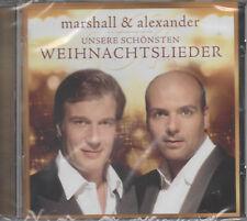 Marshall & Alexander Unsere schönsten Weihnachtslieder CD NEU Tochter Zion