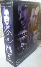 The X-FILES: Season 8 DVD Complete 6-DISCS TV SERIES BOX SET SCIENCE-FICTION R4