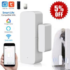 Tuya Smart Life Smart WI-FI Door Window Magnetic Sensor with Alexa & Google Home