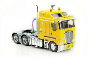 Drake Z01373 Tractor Kenworth K200 Prime Mover - Yellow Cab - 1/50 Die-cast MIB