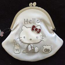 Sanrio Hello Kitty 40th Anniversary Sephora Replica Coin Purse Makeup Bag New