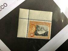 dominica stamp scott 110 mnhog scv 20.00 cb712