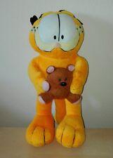 Peluche garfield 20 cm pupazzo originale raro gatto cat plush soft toys