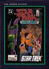 1991 Impel Star Trek 25th Anniversary #135 The Argon Affair!