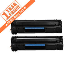 2PK CE285A 85A Toner Cartridge For HP P1102 P1102w M1130 M1132 M1134 M1136 M1137