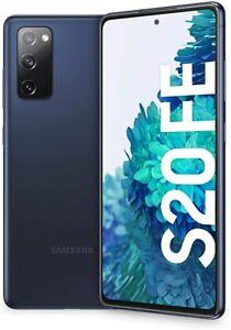 Brand New Samsung S20 FE - Cloud Navy -128GB - SM-G980F - Dual Sim - Unlocked