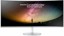 "Samsung C34F791WQU 34"" UltraWide Quad HD Gaming Monitor"