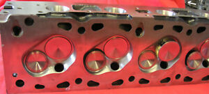 Ford 2.0 Pinto Stage 2 Gas Flowed Cylinder / Polished & ported Head unleaded