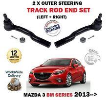 pour Mazda 3 BM 1.5 1.5dt 2.0 2.2DT 2013> 2x extérieur volant