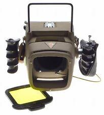 Linhof Aero Technika 4x5 aerial photography medium format camera body grips kit