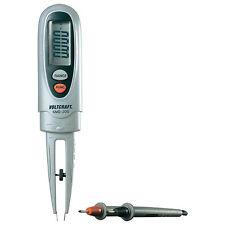 Rvc-multimeter smd-200 voltcraft medición lectura de prueba