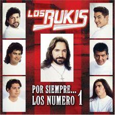 Los Bukis Ex Marco Antonio Solis Por Siempre Los Numero 1 CD New Nuevo