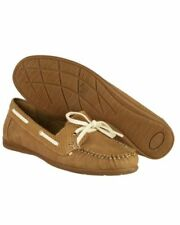 Chaussures plates et ballerines vernis beige pour femme