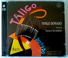TANGO DORADO - SANDRA RUMOLINO - OLD PLACES AND NEW GROUNDS - CD NEUF (A2)