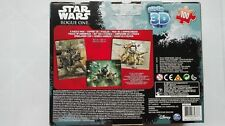 Star Wars Rogue One super 3D Lenticular Holographic Effect Jigsaw puzzle pack x3