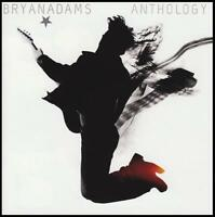BRYAN ADAMS (2 CD) ANTHOLOGY ~ GREATEST HITS / BEST OF *NEW*