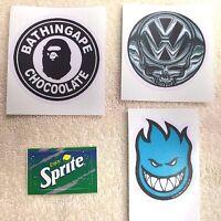 Skateboard Sticker Cool Set, Collection #52915A
