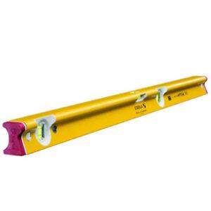 Stabila R Type Spirit Level 1.8m / 180cm / 1800mm / 72in / 6ft - STBR-180
