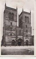 BF27423 saint flour cantal la cathedrale  france  front/back image