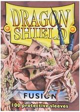 Dragon Shield Fusion 100 Count Protective Card Sleeves Fantasy Flight FFG DSH10