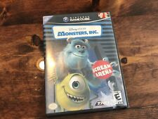 Monsters, Inc. Scream Arena (Nintendo GameCube, 2002) - Game and Case Tested!