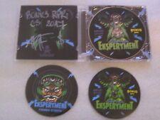 Bonus RPK & Arczi Szajka - Eksperyment LTD CD z autografem !!! NEW & SEALED