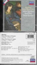CD - BRAHMS : PIANO TRIOS ( CLASSIQUE - DECCA ) / COMME NEUF - LIKE NEW