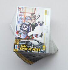 2012-13 KHL Play-off Battles Full 100 Card Set