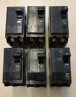 (1) Free Shipping Square D QO230CP Double Pole Circuit Breaker, 30 Amp
