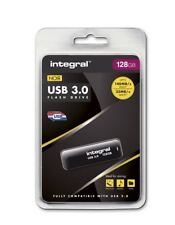 Fast - SuperSpeed 128gb memoria flash USB 3.0 de INTEGRAL - Hasta 80mb/S