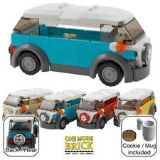 LEGO Camper Van - Classic style - Blue/Azure (see description for other colours)