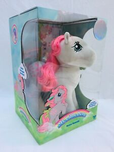 My Little Pony - Retro Snuzzle Plush - Limited Edition Only 3000 (new and sealed