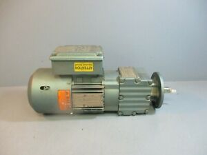Sew-Eurodrive DFT71D4BMG05HF Gear Motor .5HP 1700RPM 60Hz, 131:1 Ratio 241 Lb-In