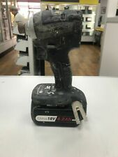 Panasonic EY75A7 Dual Voltage 14.4v/18v Impact Driver + 1x 4.0Ah battery Include