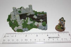 Armorcast River Spring (painted resin terrain piece)