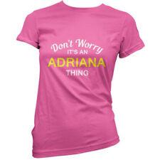 Maglie e camicie da donna rosa con girocollo taglia 42