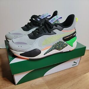 Puma Rs-X Fourth Dimension Lace Up  Mens  Sneakers Shoes Casual  - Size 10