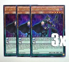 Yugioh, Pendulum Evolution, Black Fang Magician PEVO-EN004, x3, Ultra Rare, New