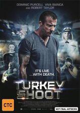 Turkey Shoot (DVD, 2015) *Aussie Action Flick*  BRAND NEW REGION 4