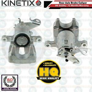 FOR RENAULT CLIO SPORT RS 197 200 REAR LEFT RIGHT BRAKE CALIPERS PAIR LH RH NEW