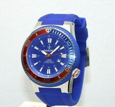 POSEIDON Armbanduhr XL, Analog, Quarz, Silikon, 15Bar, UP00613