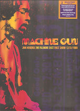 "JIMI HENDRIX ""Machine Gun: The Fillmore East First Show 12/31/1969"" 180g  2LP ss"