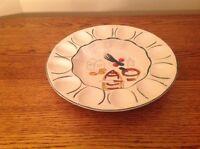 Ceramic Deviled Egg Serving Platter Featuring Kitchen Basics