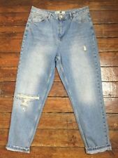 Topshop Ripped, Frayed Slim, Skinny L30 Jeans for Women