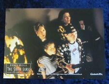 The Sixth Sense lobby card # 8