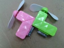 Rotatable Dock Fan Gadget Cooler for iPhone 4 4S 3GS 3G iPod Touch Cool Colour