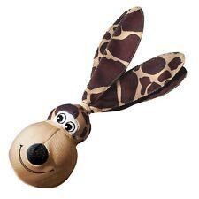 KONG WUBBA FLOPPY EARS Dog Toy XL Tug Toss Fetch Squeaker Big Dogs